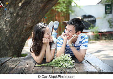 Asian pre wedding
