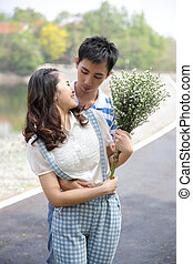Asian pre wedding
