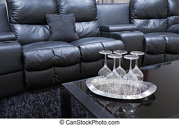 Home theatre chairs