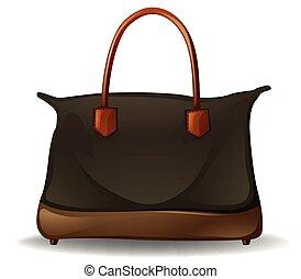 Handbag - Close up simple design of handbag