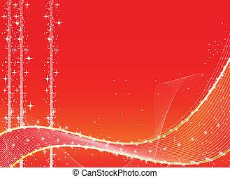 Xmas easy background - Illustration of Xmas easy background