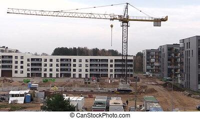 construction site pan