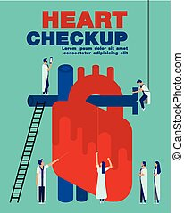 Heart checkup cover