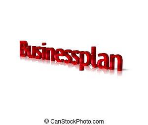 businessplan 3d word