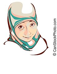 nurin - simple illustration of people is made simple and...