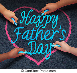 Happy Fathers Day Children - Happy fathers day children...