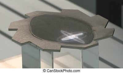Laser machine tool - Laser beam machining details from metal