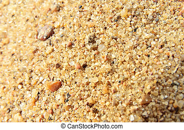 Sand beach close up photo , nice background for your...