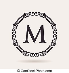 Vector frames design templates Vintage labels and badges for...