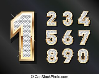 Golden Bling numbers