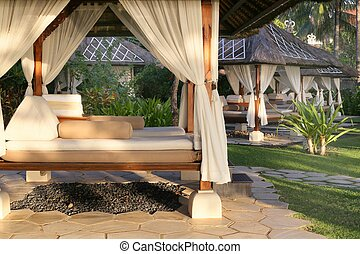 Hotel Resort - A beautiful and luxurious hotel resort in...