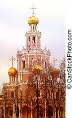 hermoso, ortodoxo, Church, ,