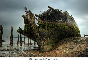 The Wreck of the Hans Egede - The wreck of the Hans Egede -...