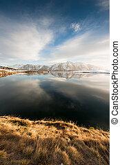 lake at bettmeralp
