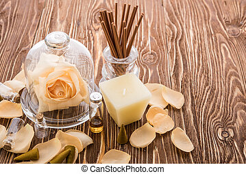 Aromatherapy Spa stuff