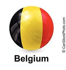 belgium state flag