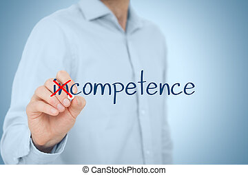 Competence or incompetence Human resources officer change...