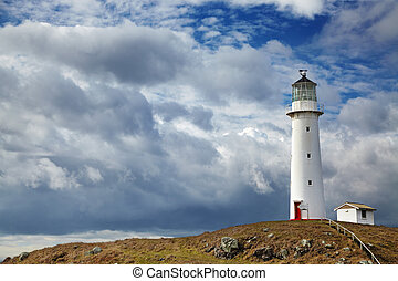 Cape Egmont Lighthouse, New Zealand - Cape Egmont...