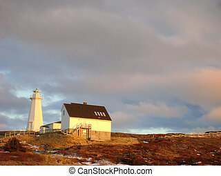 Cape Spear, St Johns, Newfoundland