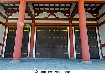 Asakusa Kannon Temple (Also called Sensoji), the oldest...