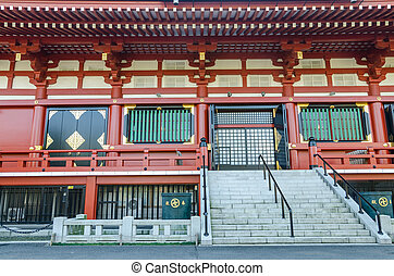 Asakusa Kannon Temple Also called Sensoji, the oldest temple...