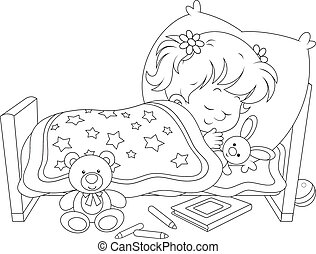 Cot Illustrations and Clipart. 1,376 Cot royalty free ...