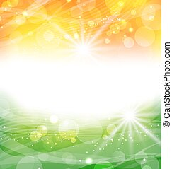 Abstract Background in Traditional National Colors -...