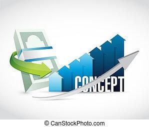 concept color graph sign concept