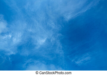 SKY BLUE TEXTURE BACKGROUND  OF NATURE
