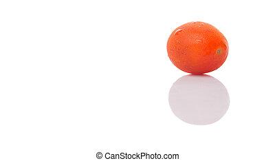 Red Cherry Grape Tomato - Bite sized red cherry grape tomato...