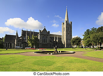 National Cathedral and Collegiate Church of Saint Patrick -...