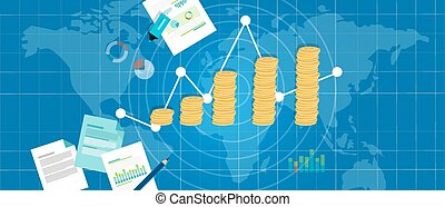 economic gdp growth domestic product - economic growth gdp...