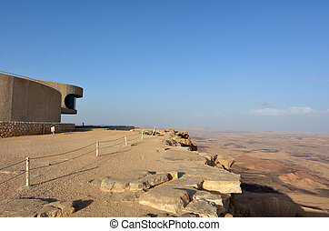 Makhtesh Ramon - Ramon Crater - Israel - MITZPE RAMON, ISR...