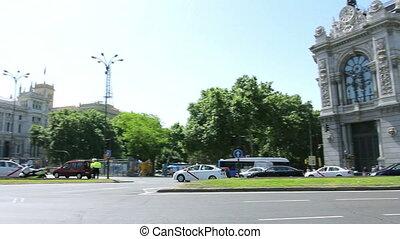 Plaza de la Cibeles - Plaza de la Cibeles Cybeles Square -...