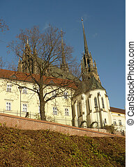Cathedral - Brno Castle