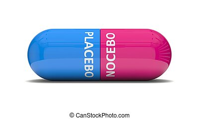 conceptual 3d design of false pill.