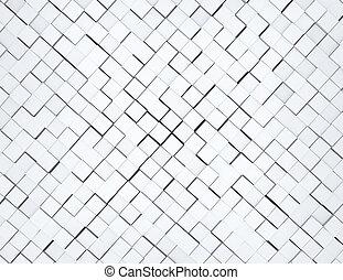 White frames wallpaper background
