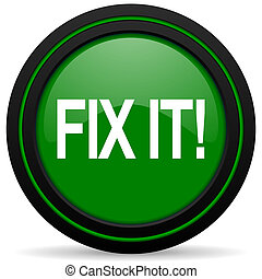 fix it green icon