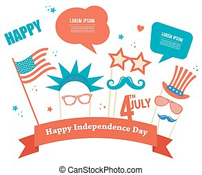 costume props for independence day of America - costume...