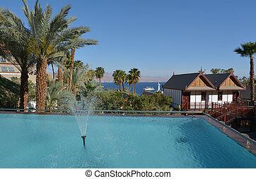 Orchid Hotel and Resort in Eilat, Israel - EILAT, ISR -...
