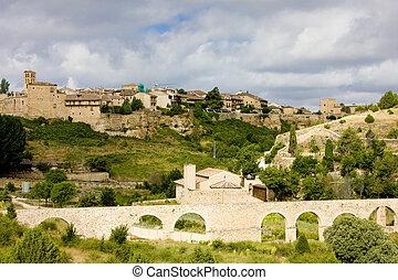 Pedraza de la Sierra, Segovia Province, Castile and Leon, Spain