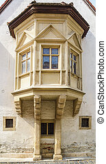 Old Building - Fragment of an Old Building in the City of...