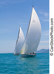 SAMUI REGATTA 2015, THAILAND - MAY 30 : Event at Chaweng...