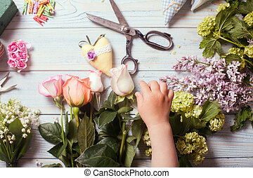 florist workplace