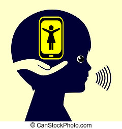 Mother Child Communication - Overprotective Mom...