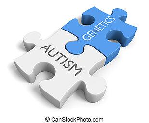 Link between genetics and autism - The link between genetics...