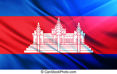 The National Flag of Cambodia - The National Flag...