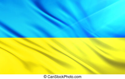 The National Flag of Ukraine - The National Flag...