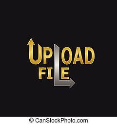 Upload file