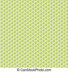 abstract background with seamless green checkered pattern